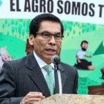 Ministro de Agricultura acudió al Congreso, pero no hubo sesión para interpelación