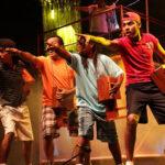 Kimba Fá en el Gran Teatro Nacional