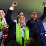 Consejo Electoral de Ecuador: Lenin Moreno lidera el conteo oficial
