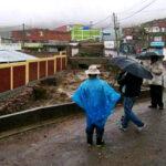 Senamhi: Lluvias intensas desde este lunes 24 hasta el viernes 28 en sierra norte