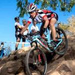 Ciclista peruana Mónica Velásquez consigue medalla de oro en Panamericano