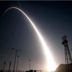 En plena tensión con Corea del Norte EEUU lanzó misil intercontinental (VIDEO)