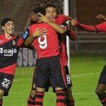 Melgar se olvida de ganar en casa y cae 1-2 con DIM en la Copa Libertadores