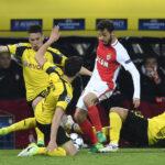 Champions League: Mónaco en semifinales al eliminar 3-1 al Dortmund