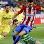 Liga Santander: Villarreal de visita sorprende al ganar 1-0 al Atlético de Madrid