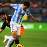 Liga Santander: Málaga logra solvente victoria (2-0) ante el Valencia