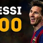 Messi alcanza en el Bernabéu los 500 goles con Barcelona