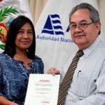 """Autoridad Nacional del Agua implementa sistemas de gestión """"Antisoborno"""""""