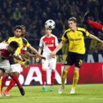 Champions League: Mónaco camino a semifinales al ganar 3-2 al Dormundt