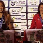 Nadadoras Luciana Pun y Alejandra Valle logran 3 medallas en Panamericano