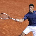 Master 1000 de Montecarlo: Novack Djokovic derrota 6-3, 3-6 y 7-5 a Guille Simon