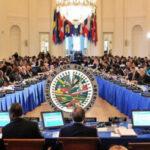 OEA suspende por consenso la reunión de cancilleres sobre caso Venezuela