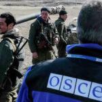 Ucrania: Denuncian intento de atentado contra misión de observadores