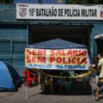 Brasil: Corte Suprema prohíbe la huelga de policías en todas las categorías