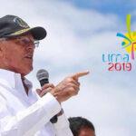 PPK ratifica que Lima organizará los Juegos Panamericanos del 2019