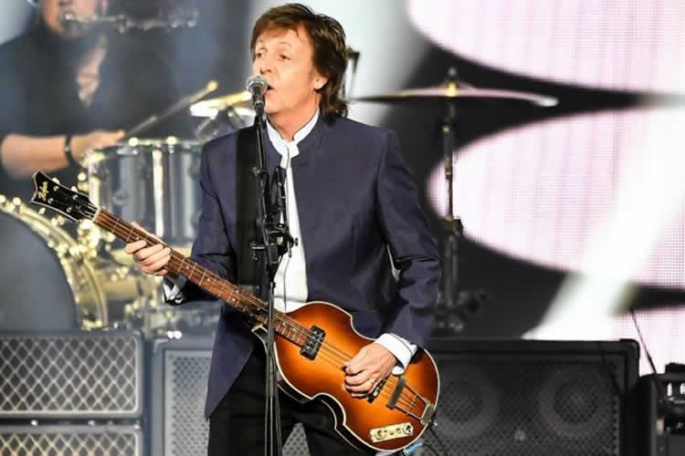 Paul McCartney vuelve este año a Colombia — Primicia