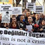 Turquía: Periodistas de todo el mundo exigen libertad de más de 120 colegas encarcelados