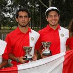 Perú se coronó campeón sudamericano juvenil de golf y clasificó al mundial de Japón