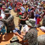 Piura: Prepararán 60,000 raciones diarias de alimentos en colegio militar