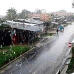 La temperatura en Puerto Maldonado desciende 7 grados por friaje