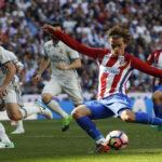 Liga Santander: Real Madrid empata 1-1 el derbi madrileño con el Atlético
