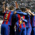 Barcelona con actuación descomunal de Lionel Messi gana 3-2 a Real Madrid