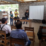 Oxapampa: Comuneros Yanesha se capacitan en manejo forestal comunitario