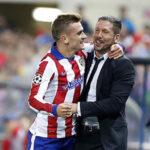 Liga Santander: DT Simeone y Griezmann los mejores de marzo