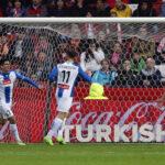 Liga Santander: Sporting en la 34ª jornada sólo logra empatar 1-1 ante el Espanyol