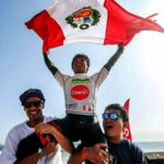 Surfers peruanos lograron podio en todas las finales de Latinoamericano