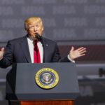 """Trump dice al """"lobby"""" de armas que tienen un """"amigo"""" en la Casa Blanca"""