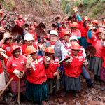 Programa Trabaja Perú generará 20,645 empleos para damnificados