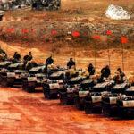 China despliega 100,000 militares en la frontera con Corea del Norte