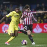 Liga Santander: Villarreal en importante partido gana 3-1 al Athletic