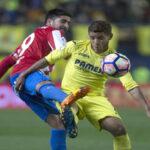 Liga Santander: Villarreal gana 3- 1 y acerca al descenso al Sporting