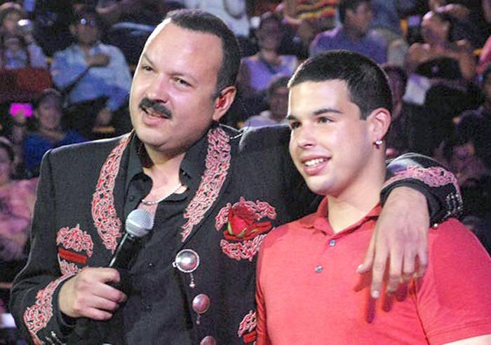 Hijo de Pepe Aguilar, libre bajo fianza