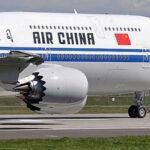 Air China suspenderá los vuelos entre Pekín y Corea del Norte desde el lunes