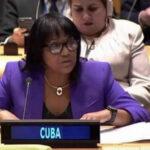 ONU: Cuba lamenta que millones de personas no accedan a internet