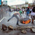 Venezuela: Antichavismo convoca a nuevasprotestas durante asueto de Semana Santa