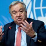 Guterres: Investigación clara para eliminar dudas sobre ataque químico