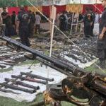 Paraguay: Asaltantes de Prosegur usaron helicóptero y ametralladoras antiaéreas (VIDEO)