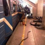 El mundo conmocionado por el atentado del metro de San Petersburgo