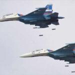 Aviones sirios salen de base atacada por EEUU y bombardean en Palmira