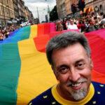 EEUU: Murió Gilbert Baker creador de la bandera arcoíris de la comunidadgay (VIDEO)