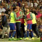 Real Madrid vs. Barcelona: Mira la celebración catalana tras victoria en el Bernabéu (VIDEO)