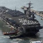 "EEUU atribuye ""malentendido"" anunció que portaaviones nuclear iba a Corea"