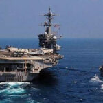 EEUU: Portaaviones nuclear llegará la próxima semana a península coreana (VIDEO)