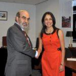 Nadine Heredia podrá viajar al extranjero sin medidas restrictivas