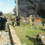 Suben a 43 los muertos por explosión de coche bomba en Alepo