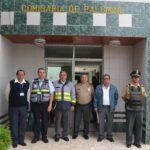 Más de mil auxiliares administrativos de la Policía trabajarán en comisarías